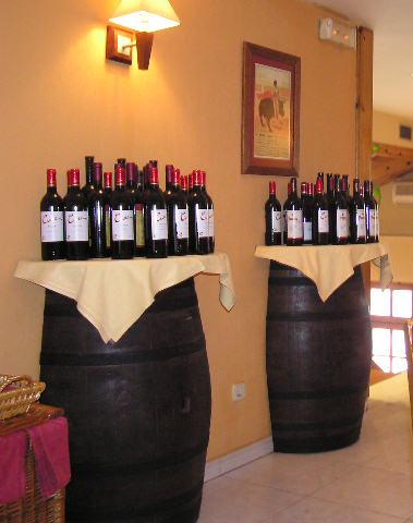 Tonelerias mobiliario y decoracion - Decoracion para bodegas ...